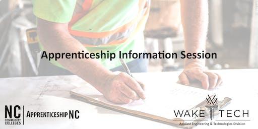 Apprenticeship Information Session