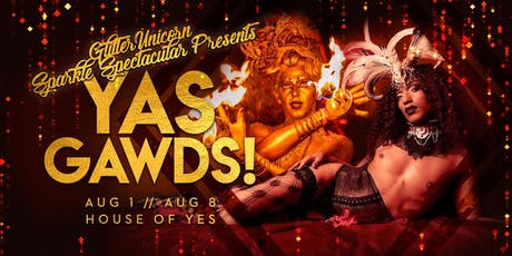 Glitter Unicorn Sparkle Spectacular: Yas Gawds! tickets