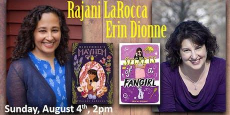 Rajani LaRocca & Erin Dionne tickets