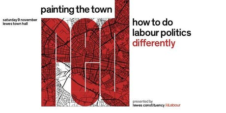 Painting the Town Red : How to do Labour politics differently tickets