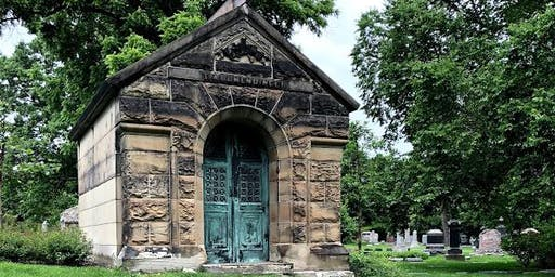 Atlas Obscura Society Chicago: The Chapel at Graceland Cemetery