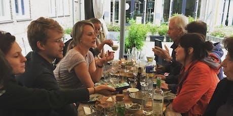 Sharing dinner - Zomer editie tickets