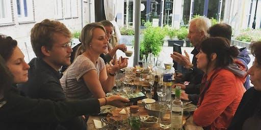 Sharing dinner - Zomer editie