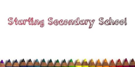 Transitioning from Primary to Secondary - Parents, What you must know! tickets
