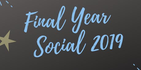 Social Event for Final Year & GD Economics Students tickets