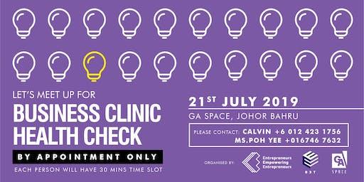 Business Clinic Health-Check (Johor Bahru)