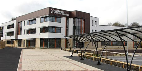 Positive Behaviour Training - Kirklees College, Springfield Centre tickets