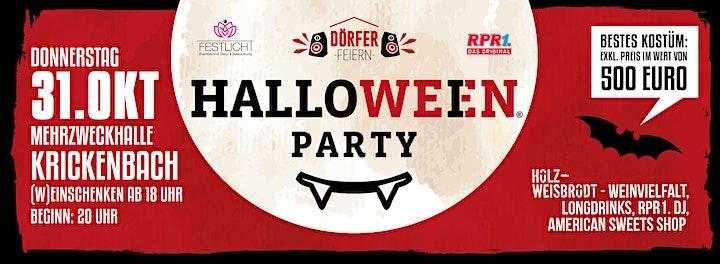 Hallowein Party: Bild
