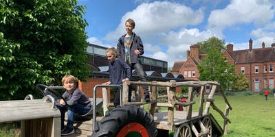 The MERL Family Workshop: Terrific Traditions