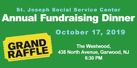 St. Joseph Social Service Center Annual Fundraising Dinner tickets