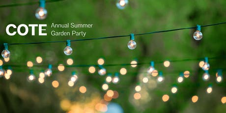 AIAD Committee on the Environment 2019 Garden Party tickets