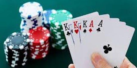 4th Annual Poker Tournament-- ALS Fundraiser tickets