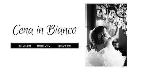 Cena in Bianco 2019 biglietti