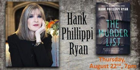 Hank Phillippi Ryan tickets