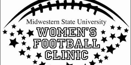 2019 MSU Women's Football Clinic tickets