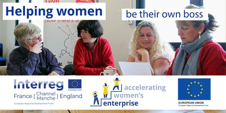 Outset Accelerating Women's Enterprise - Starting a Business - Pool tickets