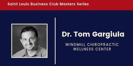 The 7 Pillars of Health Workshop by Dr. Tom Gargiula tickets
