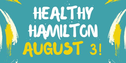 Healthy Hamilton Community Cleanup