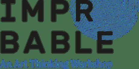 Vernissage Improbable Planète - Élèves de l'Option E billets