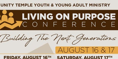 UT Living on Purpose Youth/Young Adult Conference tickets