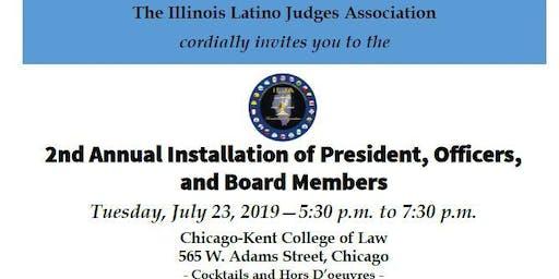 Illinois Latino Judges Association Annual Installation