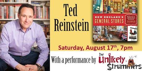 Ted Reinstein tickets