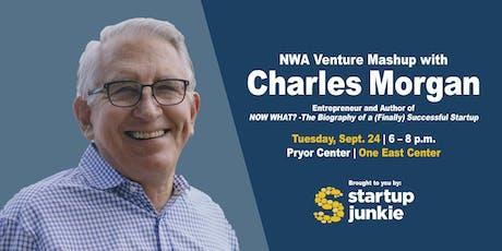 NWA Venture Mashup with Charles Morgan  tickets