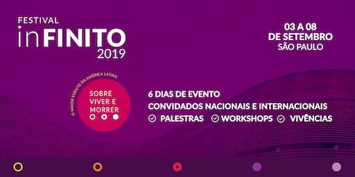 Festival inFINITO Sobre Viver e Morrer