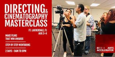 Directing & Cinematography Filmmaking Masterclass for Beginner & Intermediate