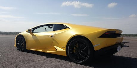 Supercar Driving Experience tickets