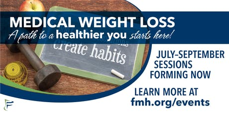 Medical Weight Loss Orientation tickets