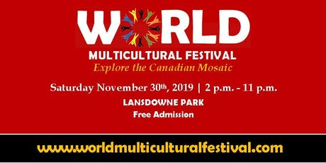 World Multicultural Festival tickets