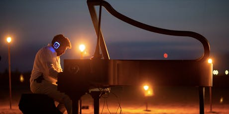 MindTravel Live-to-Headphones 'Silent' Piano Concert on Asbury Park Beach tickets