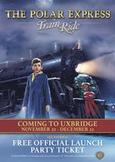 The Polar Express™  - FREE Launch Party tickets