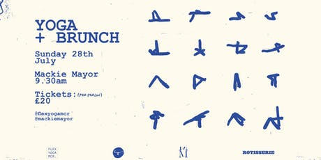 Yoga & Brunch  tickets