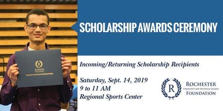 Scholarship Awards Ceremony tickets