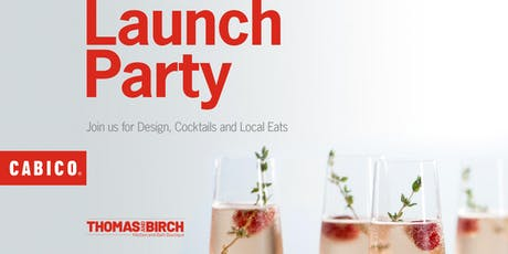 Cabico Boutique Victoria Launch Party tickets