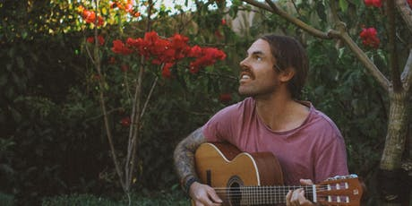 Jordy Maxwell I Intimate Warehouse Show tickets