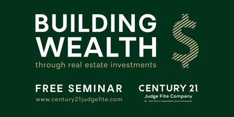 Building Wealth through Real Estate Investments - Dallas tickets