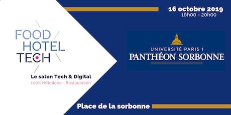 Colloque FHT/Université Paris 1 Panthéon Sorbonne - 2ème Edition billets