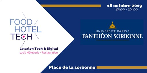 Colloque FHT/Université Paris 1 Panthéon Sorbonne - 2ème Edition
