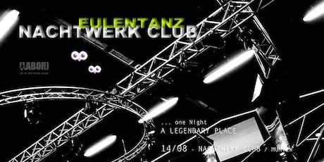 EULENTANZ Tickets