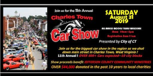 Charles Town Car Show