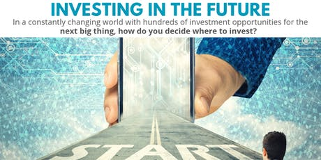 Investing in the Digital Future tickets