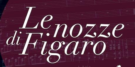 Le nozze di Figaro biglietti