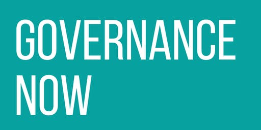 Governance Now 2019