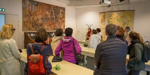 Festival des sciences 2019 : collections de l'Université de Rennes 1 (campus Beaulieu)