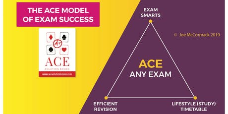 How to ACE Secondary School Exams - Practical & Expert Advice For All tickets