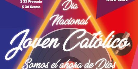 Día Nacional del Joven Católico, Xalapa 2019 entradas