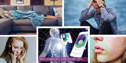 Gezondheid, welzijn, fitness, huidproblemen, pijnbestrijding en meer